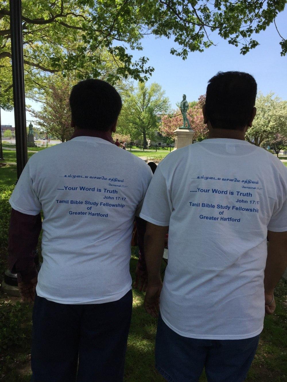 5th Annual Bible Reading Marathon