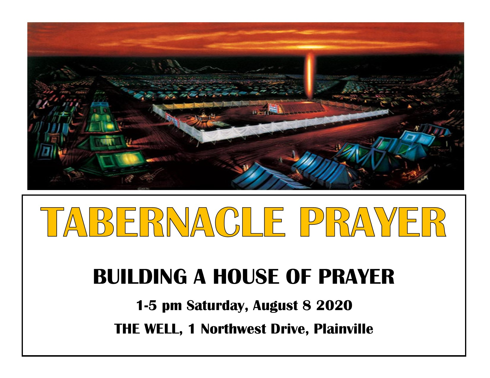 8 8 20 Tabernacle Prayer